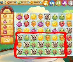 Farm Heroes level 486