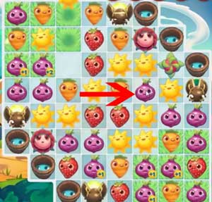 Farm Heroes level 532