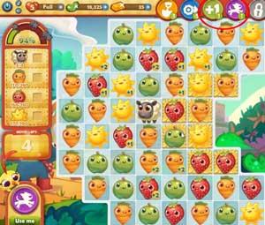 Farm Heroes level 534
