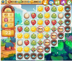 Farm Heroes level 537