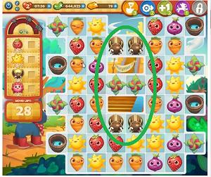 Farm Heroes level 542