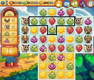 Farm Heroes level 544
