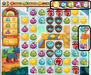 Farm Heroes level 545