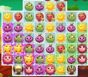 Farm Heroes level 566
