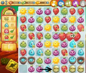 Farm Heroes level 569