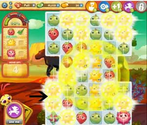 Farm Heroes level 572