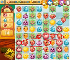Farm Heroes level 582