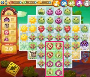 Farm Heroes level 573